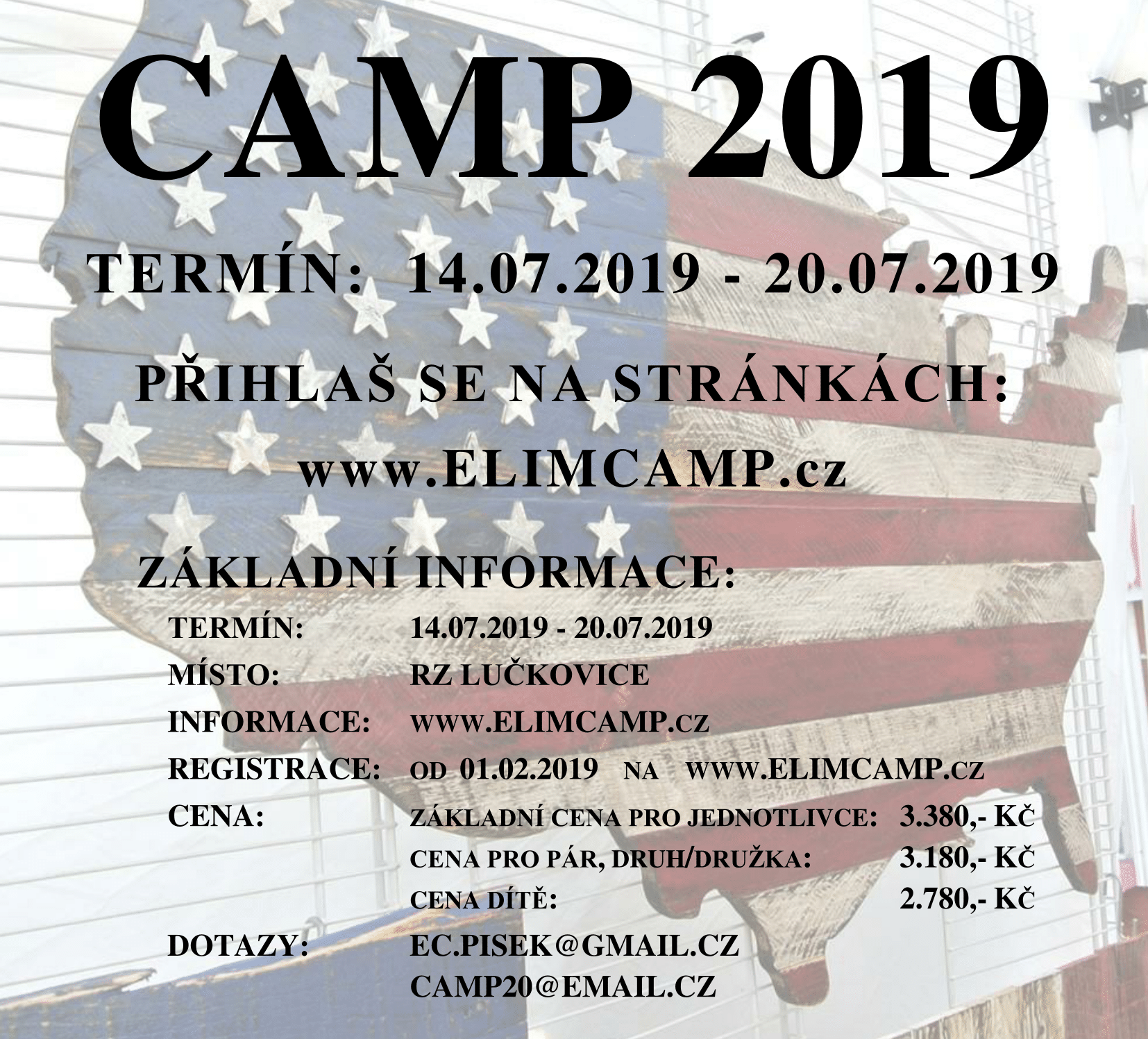 CAMP 2019, LETÁK-1