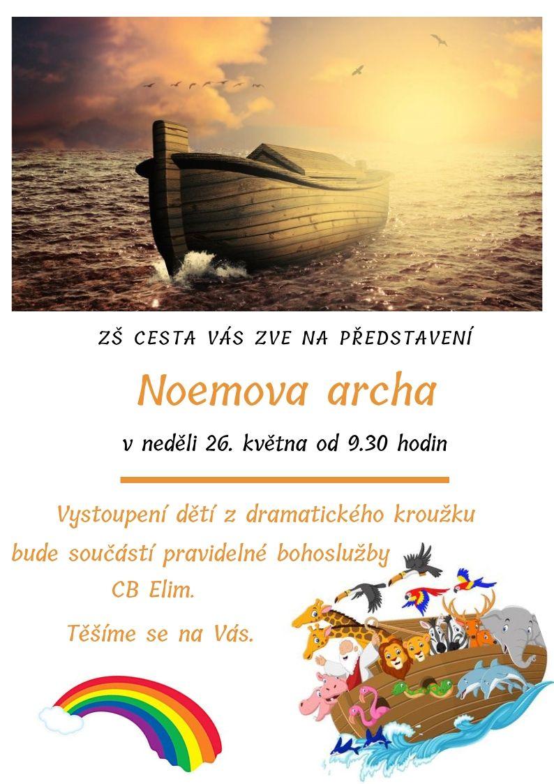 Noemova archaVystoupení